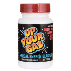 House of DavidUp Your Gas Herbal Energy Blaster