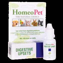 HomeoPetDigestive Upsets Liquid Drops
