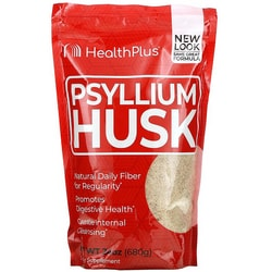 Health Plus100% Pure Psyllium Husk