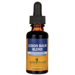 Herb PharmLemon Balm Blend - Nervous System