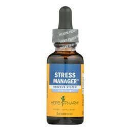 Herb PharmStress Manager - Nervous System