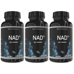 High Performance NutritionN(R) Niagen NAD+ Booster - 3 Pack