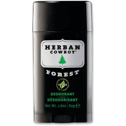 Herban Cowboy Natural Grooming Deodorant - Forest