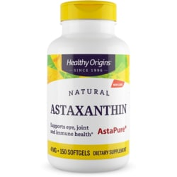 Healthy OriginsNatural Astaxanthin