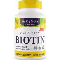 Healthy OriginsHigh Potency Biotin