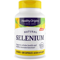 Healthy Origins High Potency Natural Seleno Excell Selenium