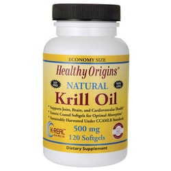 Healthy OriginsNatural Krill Oil