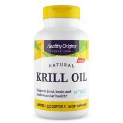Healthy OriginsKrill Oil - Vanilla