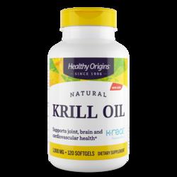 Healthy Origins Natural Krill Oil