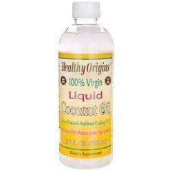 Healthy Origins100% Virgin Liquid Coconut Oil