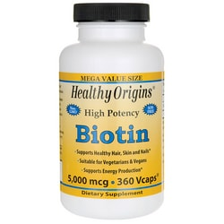 Healthy OriginsBiotin