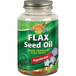 Health From The SunFlax Seed Oil