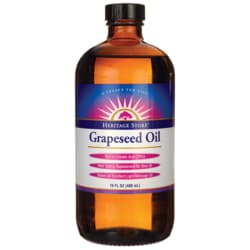 Heritage Products Grapeseed Oil 100% Pure Expeller Pressed