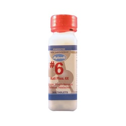 Hyland's#6 Kali Phos 6X Cell Salts