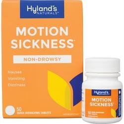 Hyland's Motion Sickness