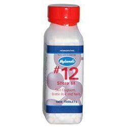 Hyland's# 12 Silicea 6X Cell Salts