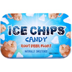 Ice ChipsIce Chips Hand-Crafted Candy Root Beer Float