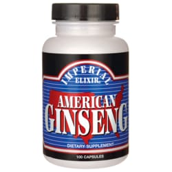 Imperial ElixirAmerican Ginseng