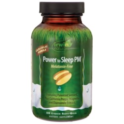 Irwin NaturalsPower to Sleep PM Melatonin-Free
