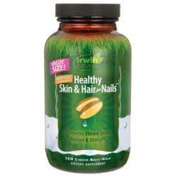 Irwin NaturalsHealthy Skin & Hair Plus Nails
