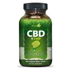 CBD + 5-HTP