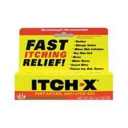 ITCH-XAnti-Itch Gel