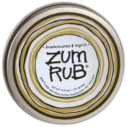 Indigo Wild Zum Rub Moisturizer Frankincense & Myrrh
