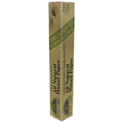 If You CareUnbleached All Natural Waxed Paper - 75 sq ft