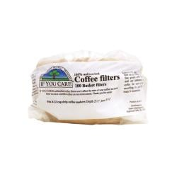 If You CareUnbleached Coffee Basket Filters