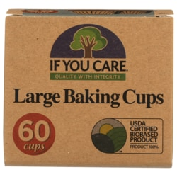 If You Care Unbleached Large Baking Cups