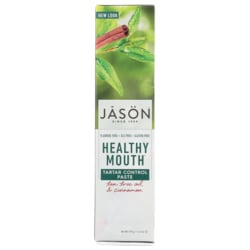 Jason Natural Healthy Mouth All Natural Tartar Control Toothpaste