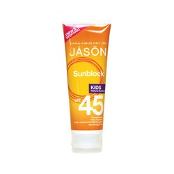 Jason NaturalKids Sunblock SPF45