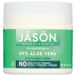 Jason Natural Soothing 84% Aloe Vera Moisturizing Creme