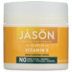 Jason NaturalVitamin E Age Renewal Moisturizing Crème
