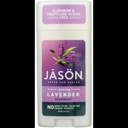 Jason NaturalCalming Lavender Deodorant Stick