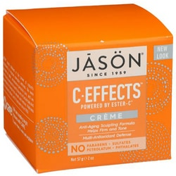 Jason NaturalC Effects Powered by Ester-C Pure Natural Creme