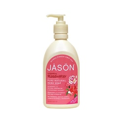 Jason NaturalInvigorating Rosewater Pure Natural Hand Soap