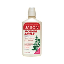 Jason Natural PowerSmile Brightening Peppermint Mouthwash
