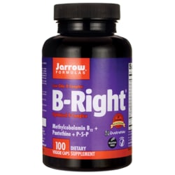 Jarrow Formulas, Inc. B-Right Optimized B-Complex