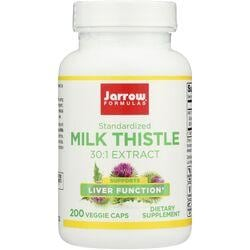 Jarrow Formulas, Inc.Milk Thistle Standardized Silymarin Extract 30:1
