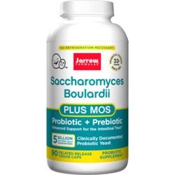 Jarrow Formulas, Inc.Saccharomyces Boulardii + MOS