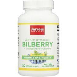 Jarrow Formulas, Inc.Bilberry & Grapeskin Polyphenols