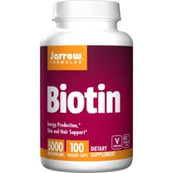 Jarrow Formulas, Inc. Biotin