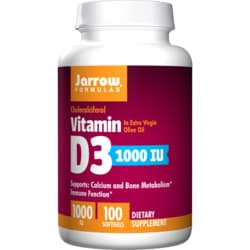 Jarrow Formulas, Inc.Vitamin D3