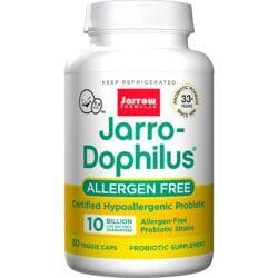Jarrow Formulas, Inc.Jarro-Dophilus Allergen-Free 10 Billion