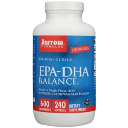 Jarrow Formulas, Inc.EPA-DHA Balance Odorless
