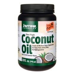 Jarrow Formulas, Inc.Extra Virgin Coconut Oil