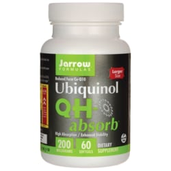 Jarrow Formulas, Inc. Ubiquinol QH-absorb