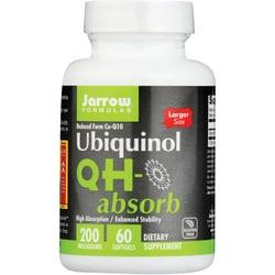 Jarrow Formulas, Inc. Ubiquinol QH-absorb