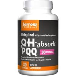 Jarrow Formulas, Inc. Ubiquinol QH+ PQQ